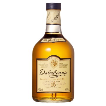 Dalwhinnie 15 yr Highland Single Malt Whisky