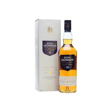 Royal Lochnagar 12 Years Old Highland Single Malt Whisky