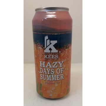 Brouwerij Kees Hazy days of Summer