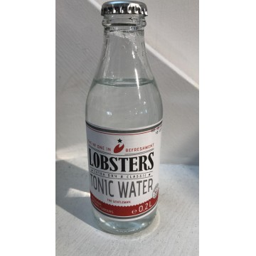 Lobsters Tonic water