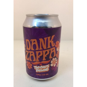 Two Chefs Brewing Dank Zappa