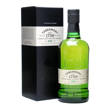 TOBERMORY 10 Years Old